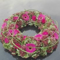 bloemstukken voor 1 November